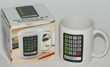 Boobies Calculator Novelty Mug - New & Free p/p !
