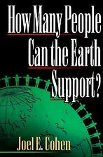 How Many People Can the Earth Support?-ExLibrary