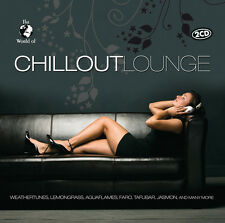 CD Chill Out Lounge The World Of von Various Artists   2CDs