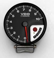 Drehzahlmesser  VDO  127mm  0-10000min mit integrierter Schaltlampe