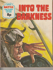 BATTLE -Picture Library 885- INTO THE DARKNESS