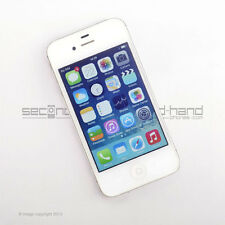 Apple iPhone 4S 8GB blanc factory unlocked smartphone bon état!