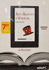 """Slick 7"""" Color Display e-Reader (ER700)"""