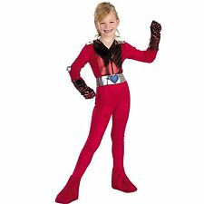Clover Girls Costume -Totally Spies Kids Costume ( Medium Size 7-8 )