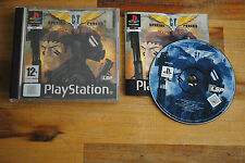 Jeu CT SPECIAL FORCES BACK TO HELL  Complet sur Playstation 1 PS1 (one)