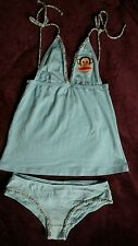 GENUINE Paul Frank Julius & Friends Powder Blue CAMISOLE XS