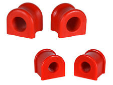 Front & Rear Polyurethane Sway Bar Bushing Set 2007-13 Jeep Wrangler JK + LED