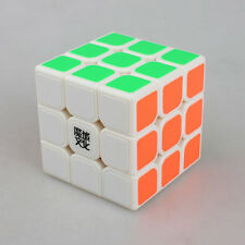 Moyu Aolong V2 3x3x3 Spring Speed Puzzle Cube Magic Cube White (57mm x 57mm)