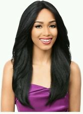 It's a Wig Synthetic Lace Front Wig SWISS LACE ARAMA (DX3147)