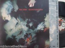 THE CURE - Disintegration ~ VINYL LP + INNER