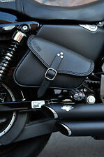 SADDLEBAG RIGHT SIDE FOR HARLEY DAVIDSON SPORTSTER  IRON ,48 ,72 ITALIAN QUALITY