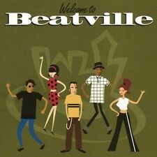 Audio CD Welcome to Beatville - Robustos - Free Shipping