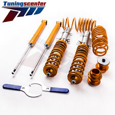 COILOVER for VW GOLF MK4 1.8T TURBO ADJUSTABLE SUSPENSION COILOVERS TCT