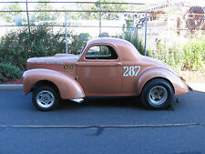 1938 Willys Coupe