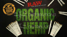 RAW Organic 1 1/4 Pre-Rolled Cones (225 Pack)