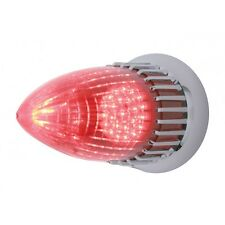 1959 CADILLAC TAIL LIGHT ASSEMBLY LED WITH  RED LENS 1 PAIR FLUSH MOUNT