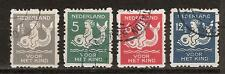Roltanding 82-85 used NVPH Nederland Netherlands SYNCOPATED SEE my ebay.nl shop