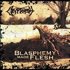 Cryptopsy: Blasphemy Made Flesh  Audio CD
