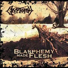 Cryptopsy: Blasphemy Made Flesh  Audio CD