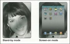New iPad 2 & 3 Screen Guard Protector Overlay Mirror Reflective Clear BELKIN