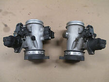 BMW R1200GS R1200GSA throttle bodies with injectors