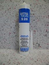OTTOSEAL S28 310 ml in Schwarz Aquarien Silikon Aquarium Terrarium Silicon