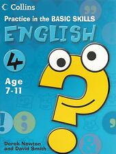 Practice in the Basic Skills (4) - English Book 4: English Bk.4 age 7-11