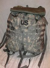 Genuine USGI 1000D Large MOLLE II Rucksack ACU Digital Camo Military Issue VG