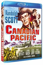 CANADIAN PACIFIC  (1949) **Blu Ray B** Randolph Scott