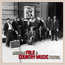 American Folk and Country Music Festival by Various Artists Box Set (2 CDs,2007)
