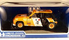 RENAULT 5 Turbo - 1981 #41 'Europcar' - J. Gouhier - 1:18 NEW & BOXED UH4550