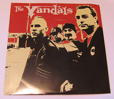 """The VANDALS Underground Why Are You Alive - Wine Red Vinyl -  """"Fat"""" 7"""" NM"""