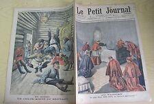 Le petit journal 1903 663 Mort pape Léon XIII + russie culte agité