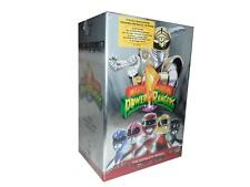 Mighty Morphin Power Rangers: The Complete Series DVD Box Set + Bonus Extras NEW