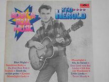 TED HEROLD -Rock 'N Roll Music- LP