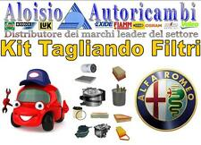 KIT TAGLIANDO FILTRI GIULIETTA 2.0 JTDM 136/140/170CV *