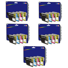 20 Inks - Compatible Printer Ink Cartridges for Brother MFC-J5910DW [LC1280]