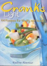 Cranks Light: 100 Recipes For Health,GOOD Book