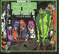 Little Box of Horrors by Wednesday 13's Frankenstein Drag Queens From Planet 13
