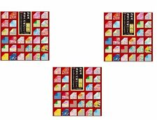 Toyo 3 pack set Washi type Double side Chiyogami Origami papers 15cm 018060 from