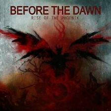 BEFORE THE DAWN - RISE OF THE PHOENIX  CD DEATH METAL+++++++++ NEU