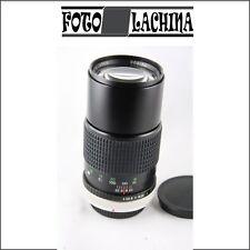 COSINA 200 mm  f 4  manuale   per CANON FD