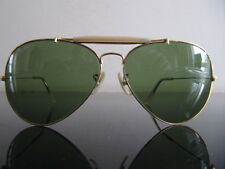 Authentic VINTAGE RAY BAN BAUSH & LOMB OUTDOORSMAN AVIATOR OCCHIALI DA SOLE