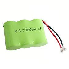 1 pc Phone Battery HHR-P301 2/3 AA 3.6V 400mAh NI-Cd Cad