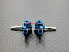 Kyosho Mini-Z Overland blue Aluminum Front Knuckle Arm MOL1021