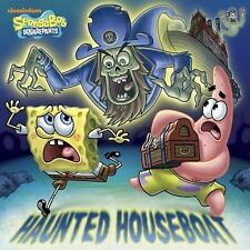 Pictureback Series.: Haunted Houseboat (SpongeBob SquarePants) by Random...