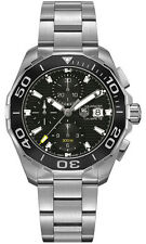 CAY211A.BA0927 | NEW TAG HEUER AQUARACER AUTOMATIC CHRONOGRAPH 43MM MENS WATCH