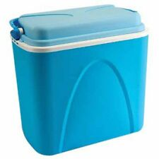 New Large 24L Cooler Box Travel Camping Beach Picnic Food Ice Insulated Coolbox