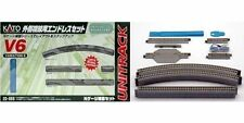 NEW KATO UNITRACK 20-865 V6 OUTER OVAL PACK