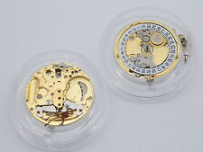 Used watch movement parts for ETA Cal. 966. 117 lot of 2 parted out movements